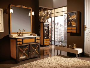 nostalgische u mediterrane bad. Black Bedroom Furniture Sets. Home Design Ideas