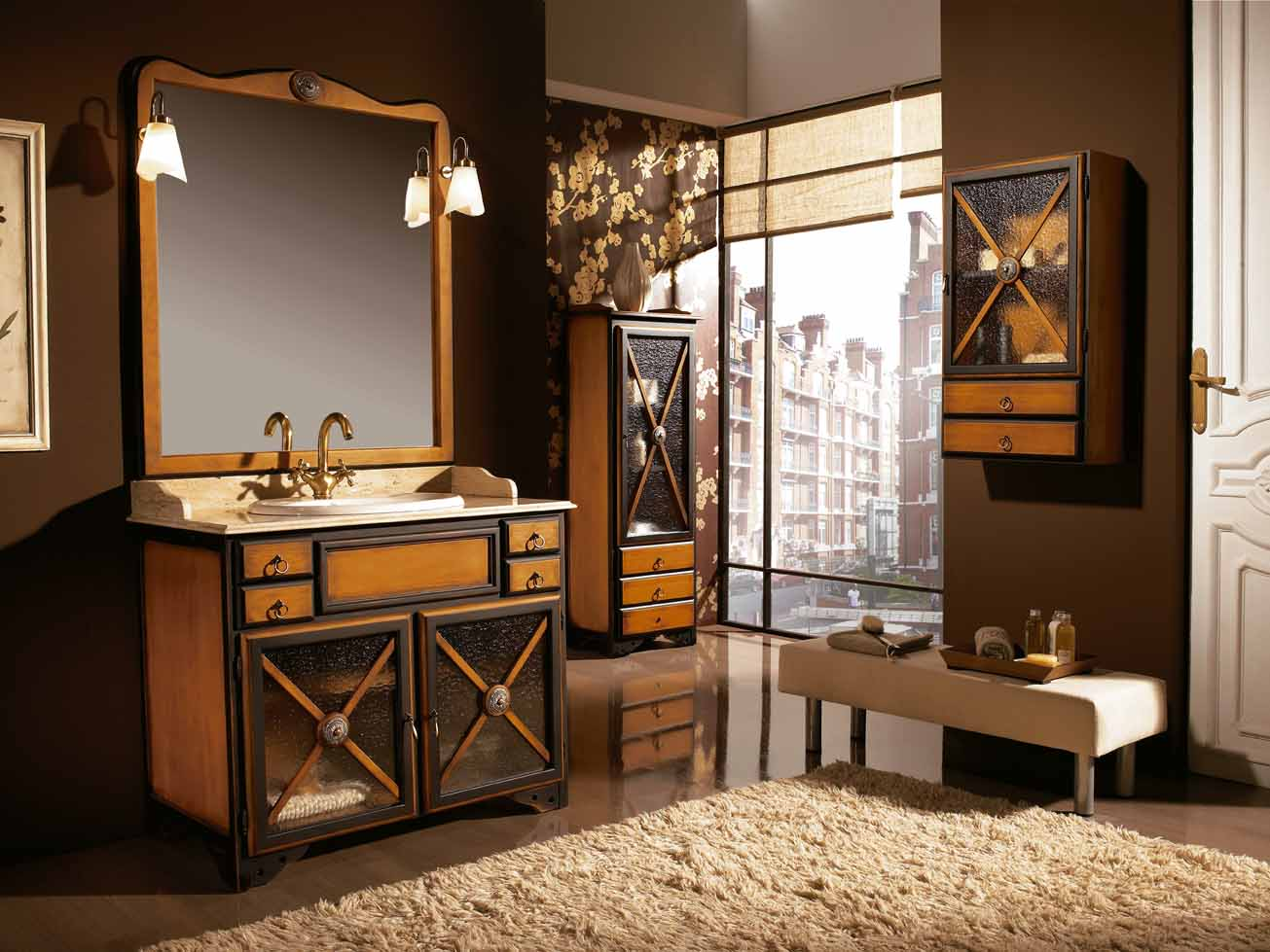mediterrane helle badm bel inspiration. Black Bedroom Furniture Sets. Home Design Ideas